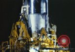 Image of Atlas missile 51D Cape Canaveral Florida USA, 1961, second 27 stock footage video 65675023355