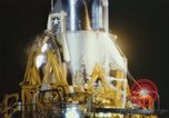 Image of Atlas missile 51D Cape Canaveral Florida USA, 1961, second 30 stock footage video 65675023355