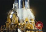 Image of Atlas missile 51D Cape Canaveral Florida USA, 1961, second 31 stock footage video 65675023355