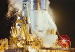 Image of Atlas missile 51D Cape Canaveral Florida USA, 1961, second 39 stock footage video 65675023355