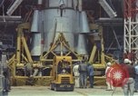 Image of Atlas Missile 3D Cape Canaveral Florida USA, 1959, second 4 stock footage video 65675023371