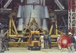Image of Atlas Missile 3D Cape Canaveral Florida USA, 1959, second 6 stock footage video 65675023371