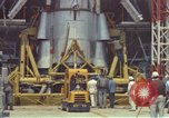 Image of Atlas Missile 3D Cape Canaveral Florida USA, 1959, second 8 stock footage video 65675023371