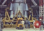 Image of Atlas Missile 3D Cape Canaveral Florida USA, 1959, second 9 stock footage video 65675023371