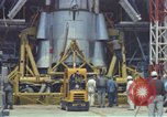 Image of Atlas Missile 3D Cape Canaveral Florida USA, 1959, second 11 stock footage video 65675023371