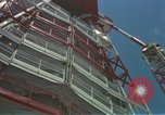 Image of Atlas Missile 3D Cape Canaveral Florida USA, 1959, second 19 stock footage video 65675023371