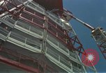 Image of Atlas Missile 3D Cape Canaveral Florida USA, 1959, second 20 stock footage video 65675023371