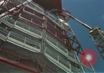 Image of Atlas Missile 3D Cape Canaveral Florida USA, 1959, second 22 stock footage video 65675023371