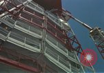 Image of Atlas Missile 3D Cape Canaveral Florida USA, 1959, second 23 stock footage video 65675023371