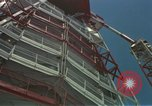 Image of Atlas Missile 3D Cape Canaveral Florida USA, 1959, second 24 stock footage video 65675023371