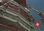 Image of Atlas Missile 3D Cape Canaveral Florida USA, 1959, second 27 stock footage video 65675023371
