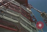 Image of Atlas Missile 3D Cape Canaveral Florida USA, 1959, second 29 stock footage video 65675023371