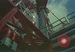 Image of Atlas Missile 3D Cape Canaveral Florida USA, 1959, second 49 stock footage video 65675023371