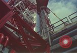 Image of Atlas Missile 3D Cape Canaveral Florida USA, 1959, second 54 stock footage video 65675023371