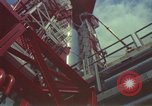 Image of Atlas Missile 3D Cape Canaveral Florida USA, 1959, second 55 stock footage video 65675023371