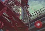 Image of Atlas Missile 3D Cape Canaveral Florida USA, 1959, second 56 stock footage video 65675023371