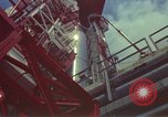 Image of Atlas Missile 3D Cape Canaveral Florida USA, 1959, second 59 stock footage video 65675023371