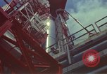 Image of Atlas Missile 3D Cape Canaveral Florida USA, 1959, second 60 stock footage video 65675023371