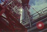 Image of Atlas Missile 3D Cape Canaveral Florida USA, 1959, second 61 stock footage video 65675023371