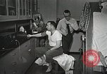Image of Astronaut undergoes a test Ohio United States USA, 1959, second 18 stock footage video 65675023383
