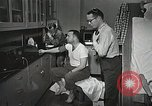 Image of Astronaut undergoes a test Ohio United States USA, 1959, second 19 stock footage video 65675023383