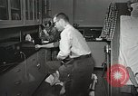 Image of Astronaut undergoes a test Ohio United States USA, 1959, second 20 stock footage video 65675023383