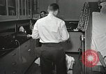 Image of Astronaut undergoes a test Ohio United States USA, 1959, second 23 stock footage video 65675023383