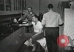 Image of Astronaut undergoes a test Ohio United States USA, 1959, second 24 stock footage video 65675023383