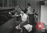 Image of Astronaut undergoes a test Ohio United States USA, 1959, second 25 stock footage video 65675023383
