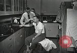 Image of Astronaut undergoes a test Ohio United States USA, 1959, second 35 stock footage video 65675023383