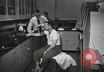 Image of Astronaut undergoes a test Ohio United States USA, 1959, second 37 stock footage video 65675023383