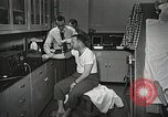 Image of Astronaut undergoes a test Ohio United States USA, 1959, second 38 stock footage video 65675023383