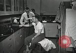 Image of Astronaut undergoes a test Ohio United States USA, 1959, second 40 stock footage video 65675023383