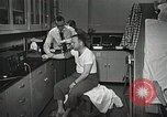 Image of Astronaut undergoes a test Ohio United States USA, 1959, second 43 stock footage video 65675023383