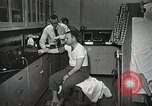 Image of Astronaut undergoes a test Ohio United States USA, 1959, second 49 stock footage video 65675023383