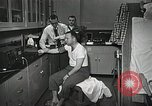 Image of Astronaut undergoes a test Ohio United States USA, 1959, second 52 stock footage video 65675023383