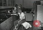 Image of Astronaut undergoes a test Ohio United States USA, 1959, second 57 stock footage video 65675023383