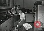 Image of Astronaut undergoes a test Ohio United States USA, 1959, second 60 stock footage video 65675023383