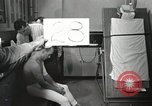 Image of NASA testing Hal Crandall for fitness Ohio United States USA, 1959, second 2 stock footage video 65675023415