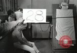 Image of NASA testing Hal Crandall for fitness Ohio United States USA, 1959, second 3 stock footage video 65675023415