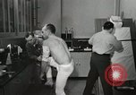 Image of NASA testing Hal Crandall for fitness Ohio United States USA, 1959, second 20 stock footage video 65675023415
