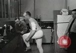 Image of NASA testing Hal Crandall for fitness Ohio United States USA, 1959, second 30 stock footage video 65675023415