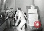 Image of NASA testing Hal Crandall for fitness Ohio United States USA, 1959, second 32 stock footage video 65675023415