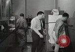 Image of NASA testing Hal Crandall for fitness Ohio United States USA, 1959, second 34 stock footage video 65675023415
