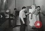 Image of NASA testing Hal Crandall for fitness Ohio United States USA, 1959, second 36 stock footage video 65675023415