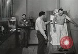 Image of NASA testing Hal Crandall for fitness Ohio United States USA, 1959, second 38 stock footage video 65675023415