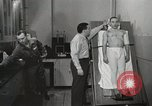 Image of NASA testing Hal Crandall for fitness Ohio United States USA, 1959, second 42 stock footage video 65675023415