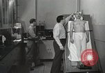 Image of NASA testing Hal Crandall for fitness Ohio United States USA, 1959, second 44 stock footage video 65675023415
