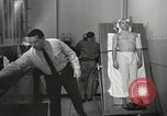 Image of NASA testing Hal Crandall for fitness Ohio United States USA, 1959, second 47 stock footage video 65675023415