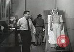 Image of NASA testing Hal Crandall for fitness Ohio United States USA, 1959, second 48 stock footage video 65675023415